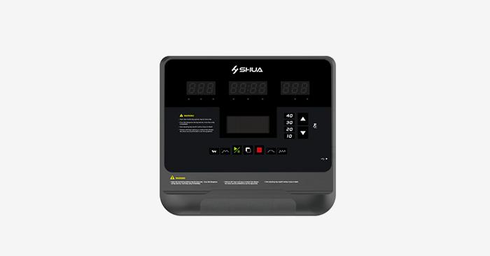 Integrated Console -treadmill