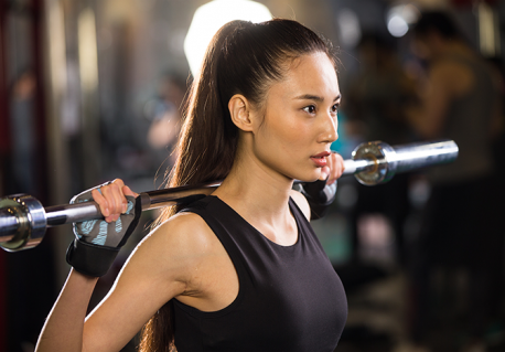 What unhealthy habits should we avoid during workout?