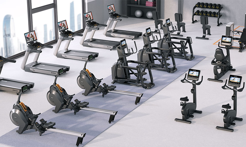 fitness equipments for Commercial use