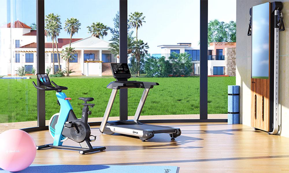 fitness equipment for home
